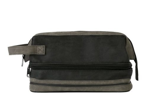 Tow Section Wash Bag - Zweiteiliges Necessaire